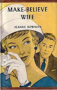 book cover of Make-believe Wife