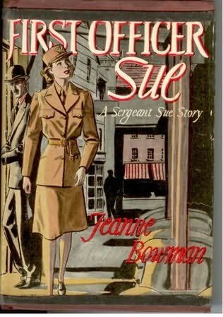 book cover of First Officer Sue