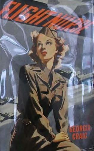 book cover of Flight Nurse