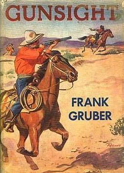 book cover of Gunsight