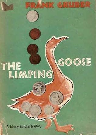 book cover of The Limping Goose