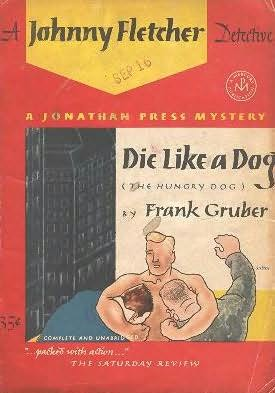 book cover of The Hungry Dog Murders