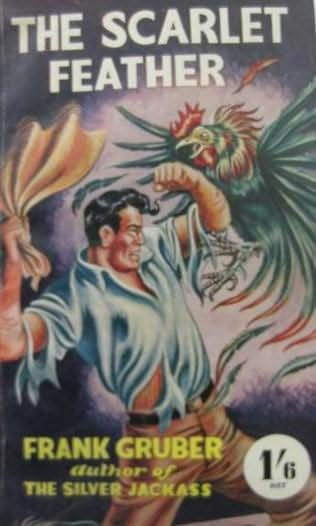 book cover of The Scarlet Feather