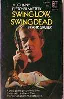 book cover of Swing Low, Swing Dead
