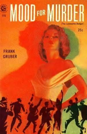 book cover of The Lonesome Badger
