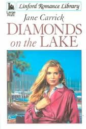 book cover of Diamonds on the Lake