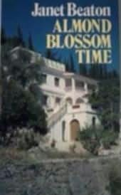 book cover of Almond Blossom Time