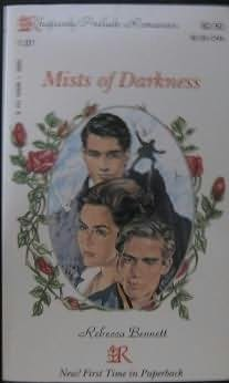 book cover of Mists of Darkness