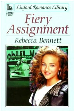 book cover of Fiery Assignment
