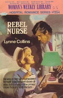 book cover of Rebel Nurse