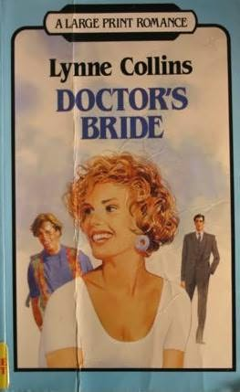 book cover of Doctor\'s Bride