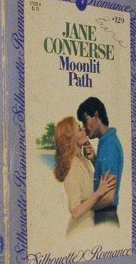 book cover of Moonlit Path