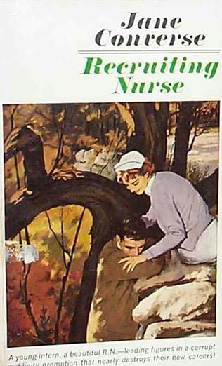 book cover of Recruiting Nurse