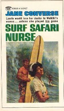 book cover of Surf Safari Nurse