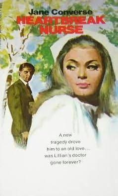 book cover of Heartbreak Nurse