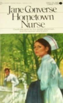 book cover of Hometown Nurse