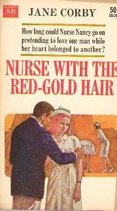 book cover of Nurse with the Red-gold Hair