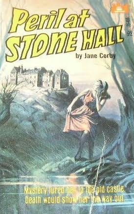 book cover of Peril At Stone Hall