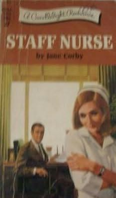 book cover of Staff Nurse