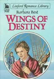 book cover of Wings of Destiny