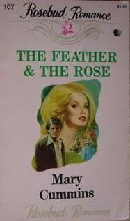 book cover of The Feather and the Rose