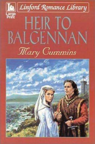 book cover of Heir to Balgennan
