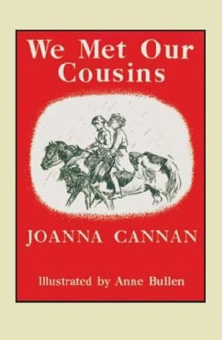 book cover of We Met Our Cousins
