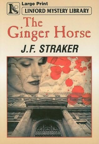 book cover of The Ginger Horse