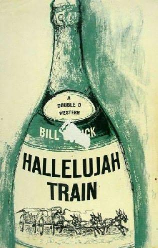 book cover of Hallelujah Train