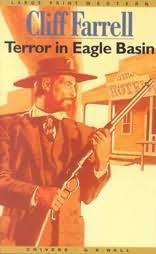 book cover of Terror in Eagle Basin