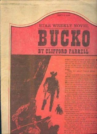 book cover of Bucko