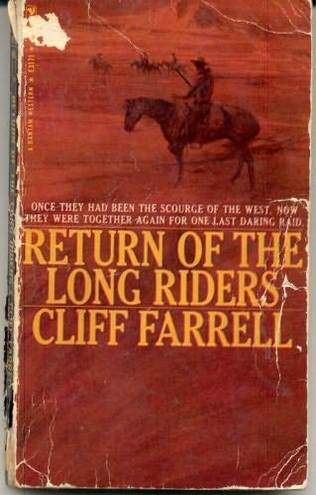 book cover of Return of the Long Riders