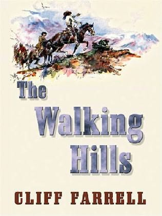 book cover of The Walking Hills