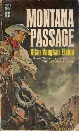 book cover of Montana Passage