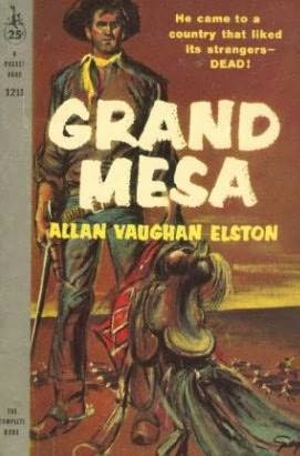 book cover of Grand Mesa