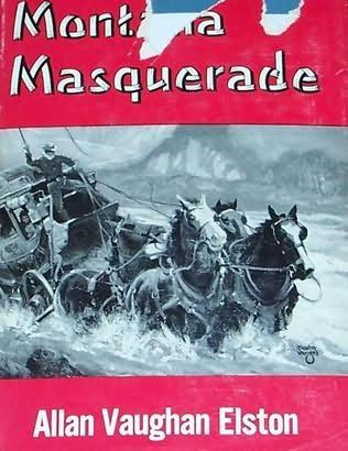book cover of Montana Masquerade