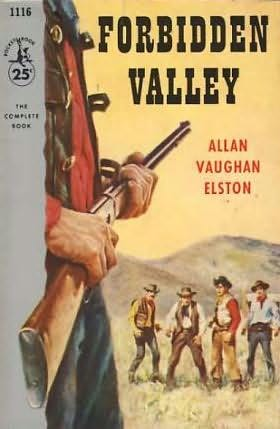 book cover of Forbidden Valley