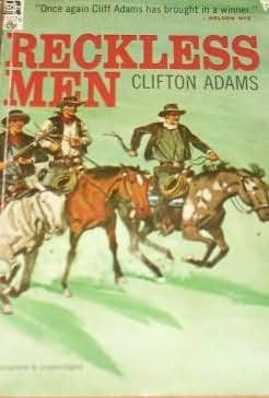 book cover of Reckless Men