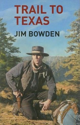 book cover of Trail to Texas