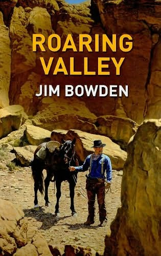 book cover of Roaring Valley
