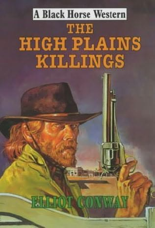 book cover of The High Plains Killings