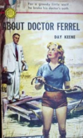 book cover of About Doctor Ferrel