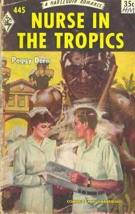 book cover of Nurse in the Tropics