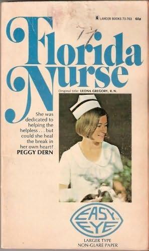 book cover of Florida Nurse