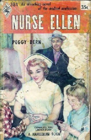book cover of Nurse Ellen