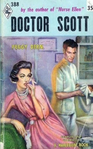 book cover of Doctor Scott
