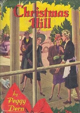 book cover of Christmas Hall