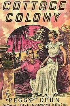 book cover of Cottage Colony