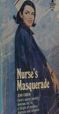 book cover of Nurse\'s Masquerade