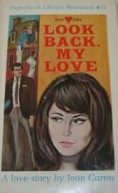 book cover of Look Back, My Love